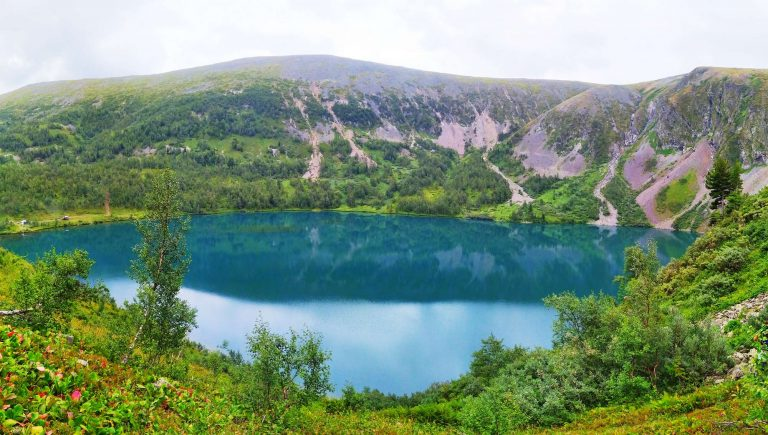 «Бирюзовое озеро»  Никифорова Ксения Дмитриевна