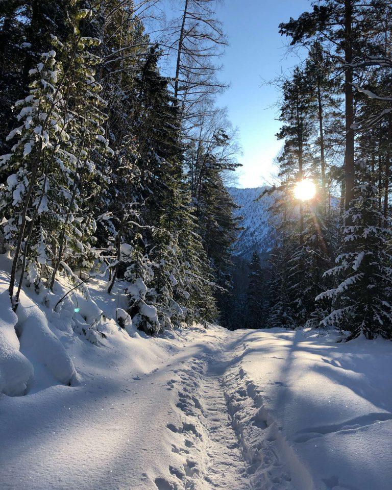 «Тропа к подножию горы Борус»  Продан Кристина Сергеевна