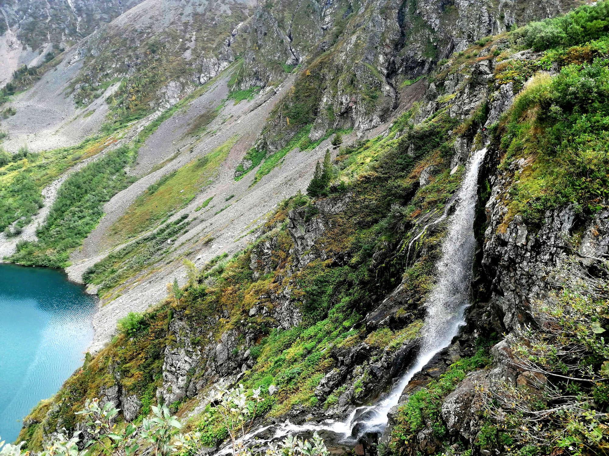 «Северный водопад Хакасии»  Топоев Максим Валерьевич