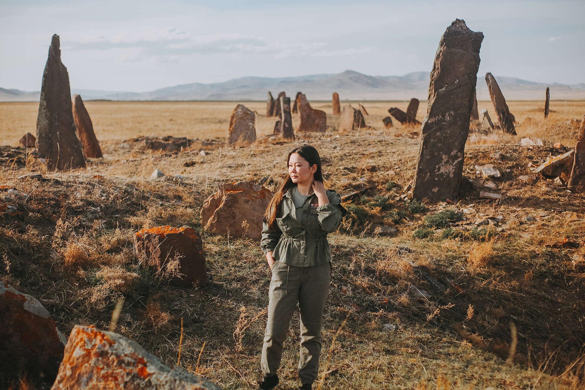 «Каменный лес»  Пахтаева (Окунева) Мария Егоровна